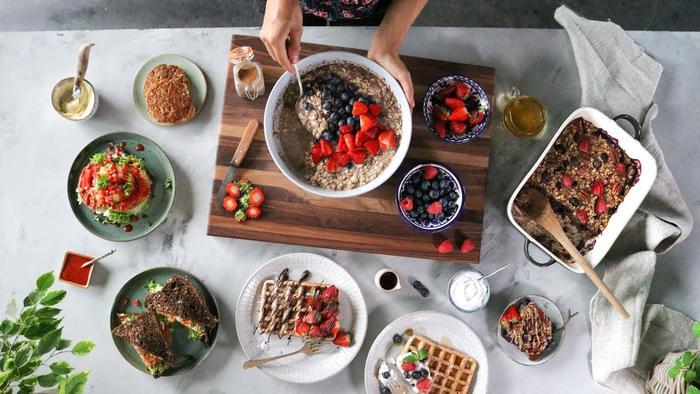 image of One-Bowl Vegan Breakfasts