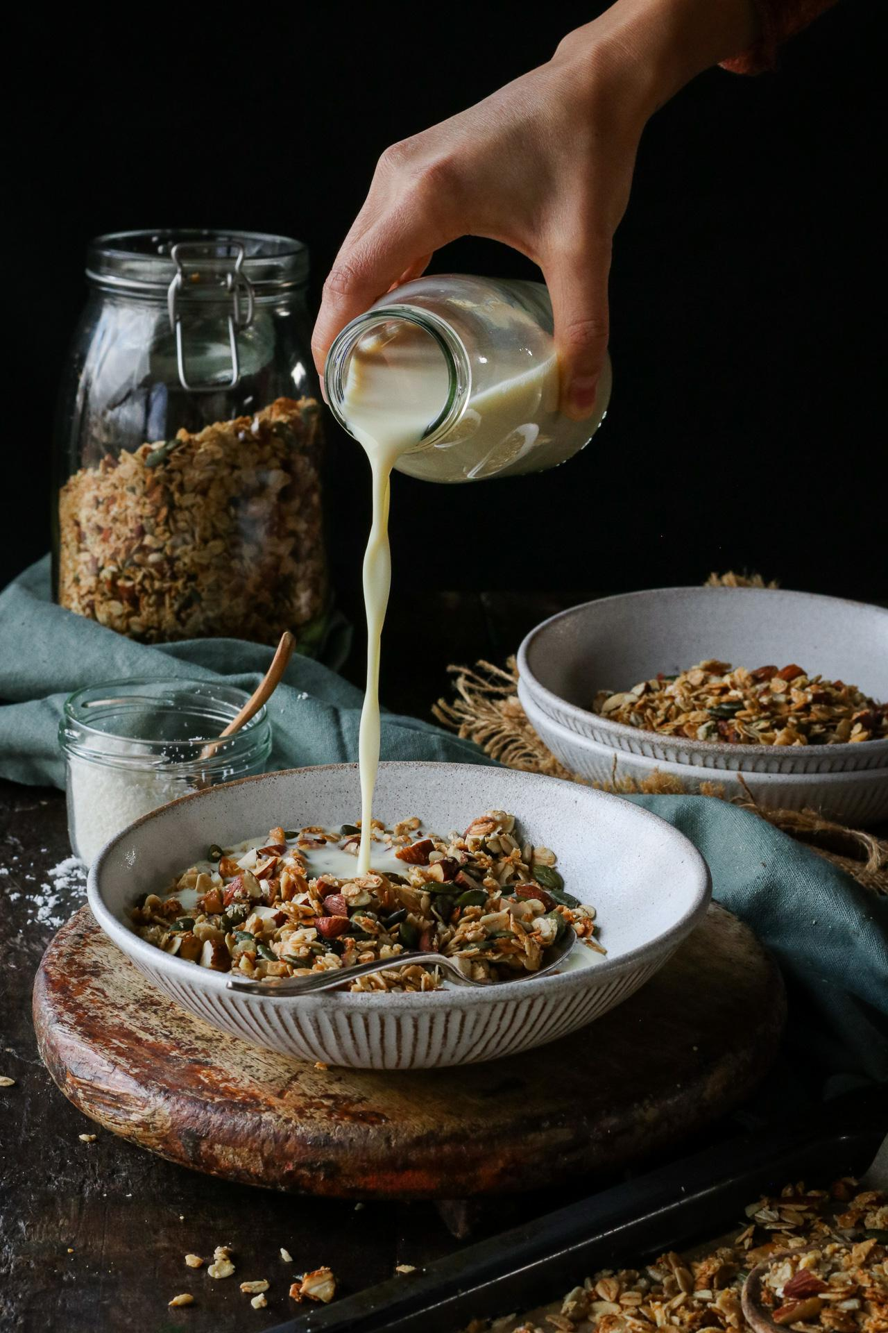 Main image of Toasted Coconut & Almond Granola