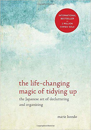 image of The life-changing magic of tidying up