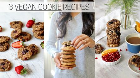 thumbnail image of Vegan Cookie Recipes