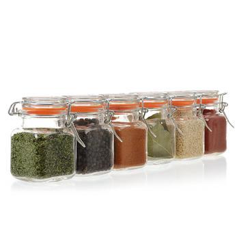 image of Mini spice jars