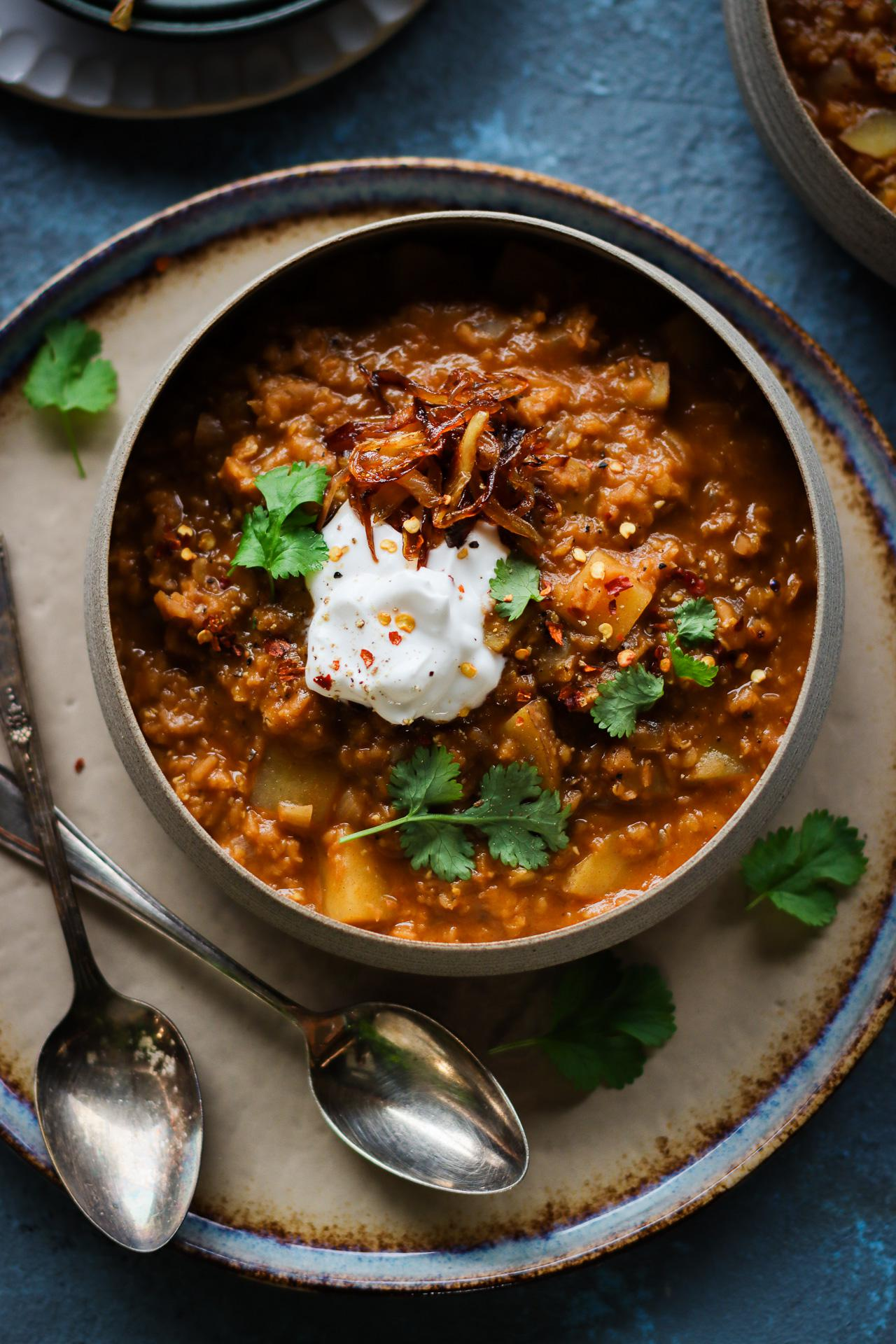 Main image of Turkish Red Lentil Soup