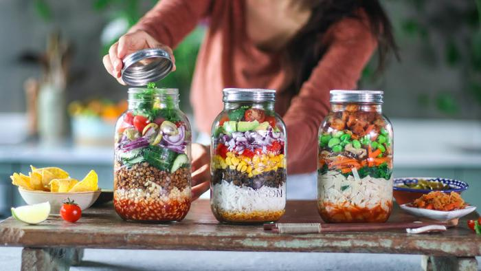 image of Meals in a Jar