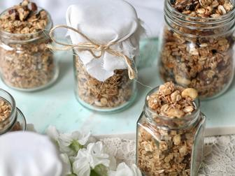 Pick Up Limes Healthiest Ever Granola