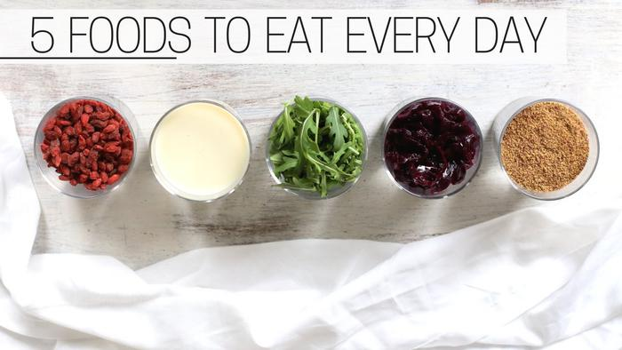 image of 5 Foods I Eat Everyday