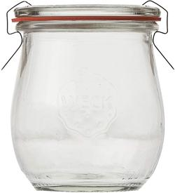 image of Small tulip jars