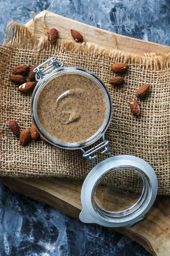 thumbnail image of Homemade Almond Butter