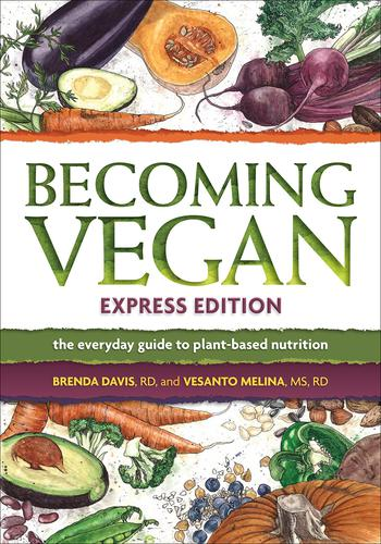 image of Becoming vegan: express