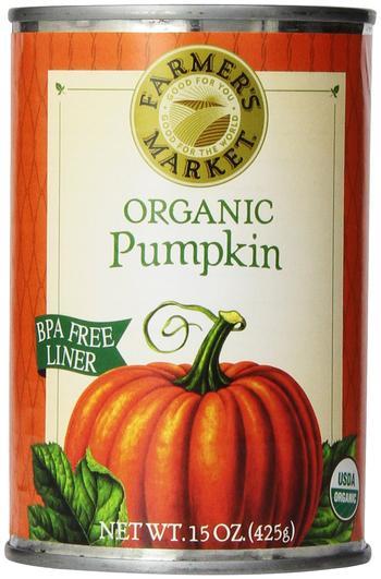 image of Pumpkin puree