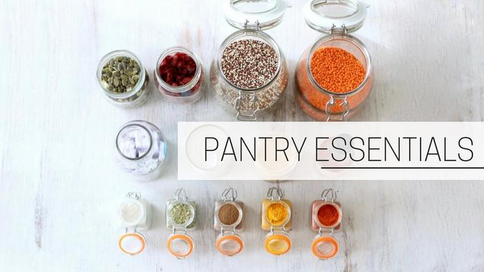 image of Pantry Essentials