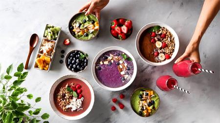thumbnail image of 5 Wholesome Breakfast Smoothies