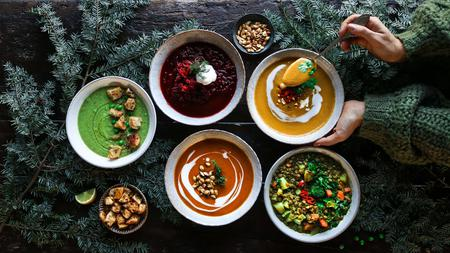 thumbnail image of Cozy Vegan Soups