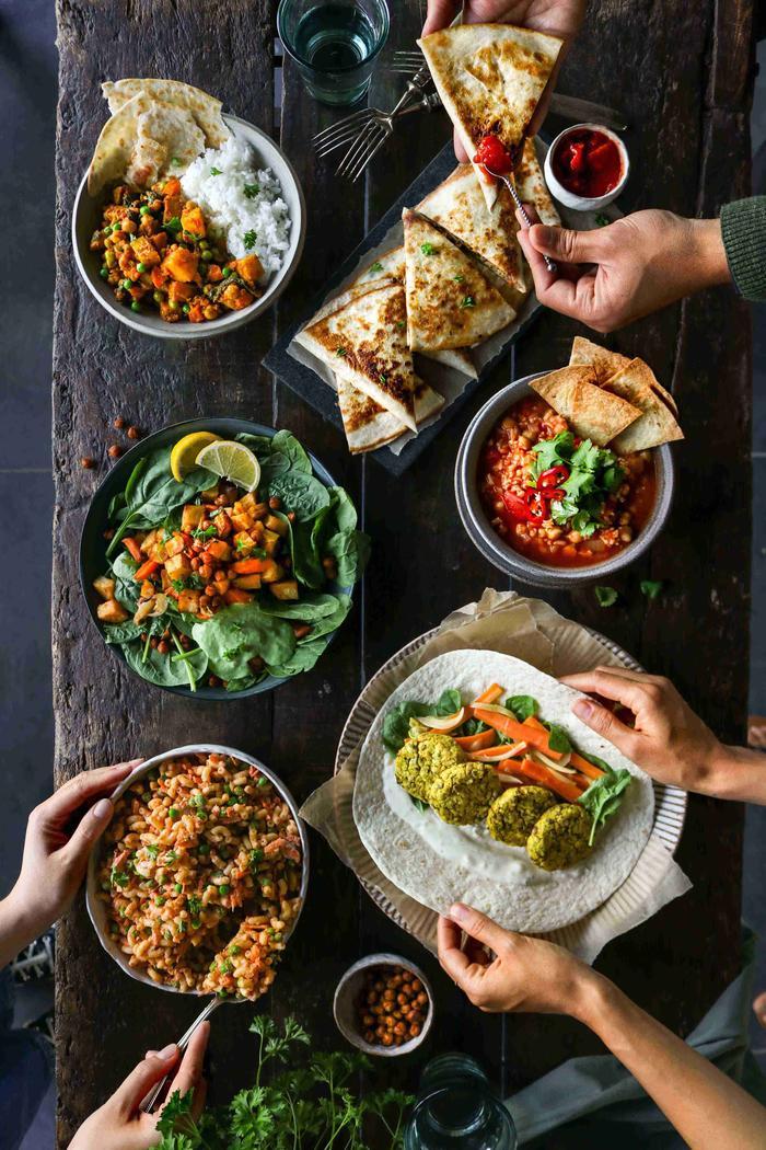 image of Vegan budget challenge