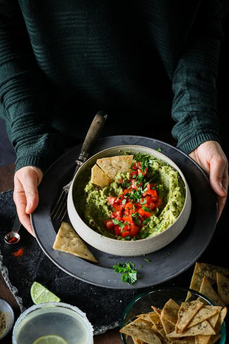 image of Quick Guacamole
