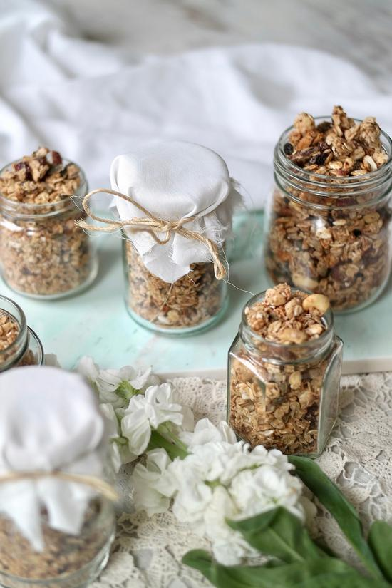 thumbnail image of Healthiest Ever Granola