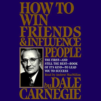 image of How to win friends & influence people audiobook