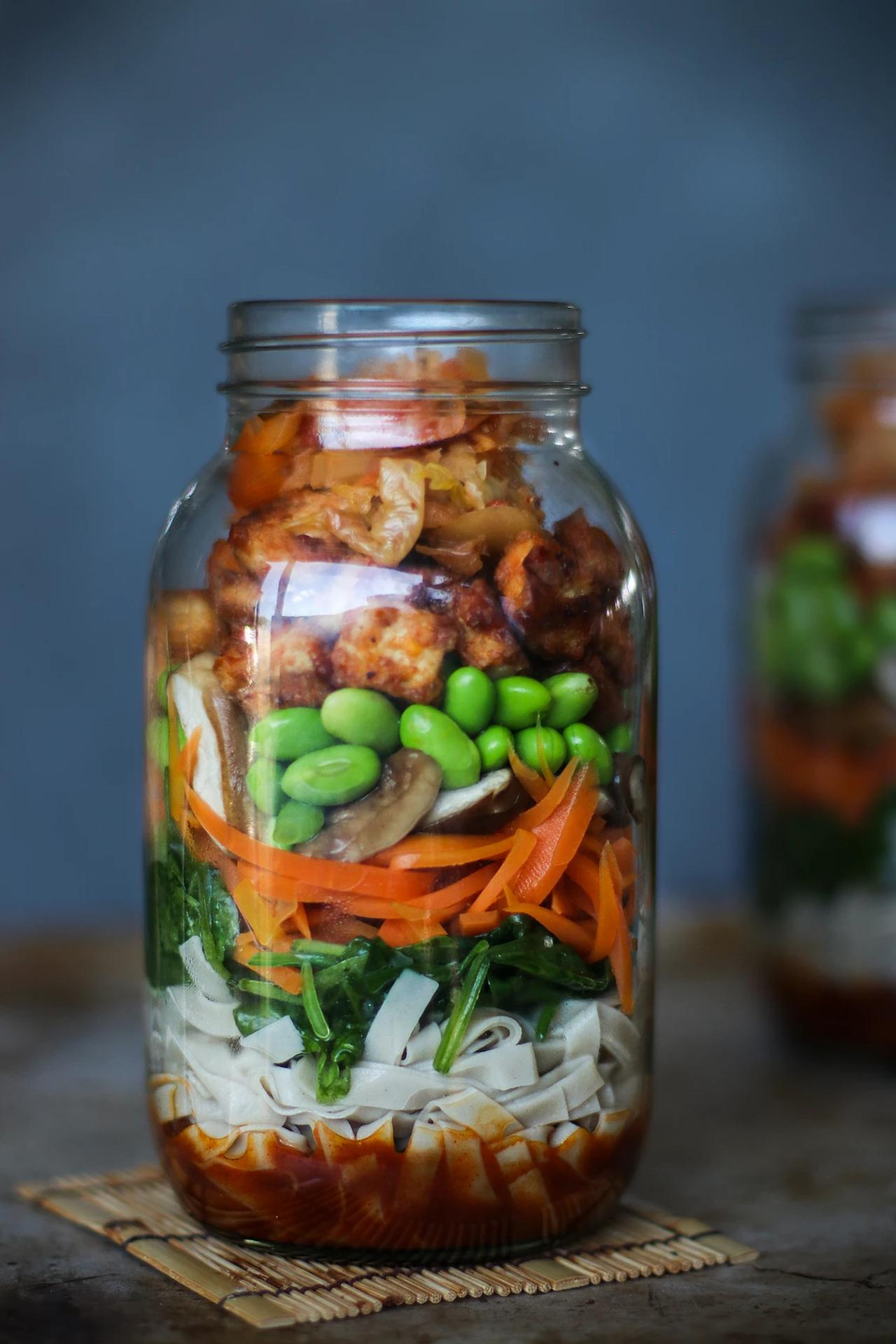 Main image of Kimchi Noodle Jar