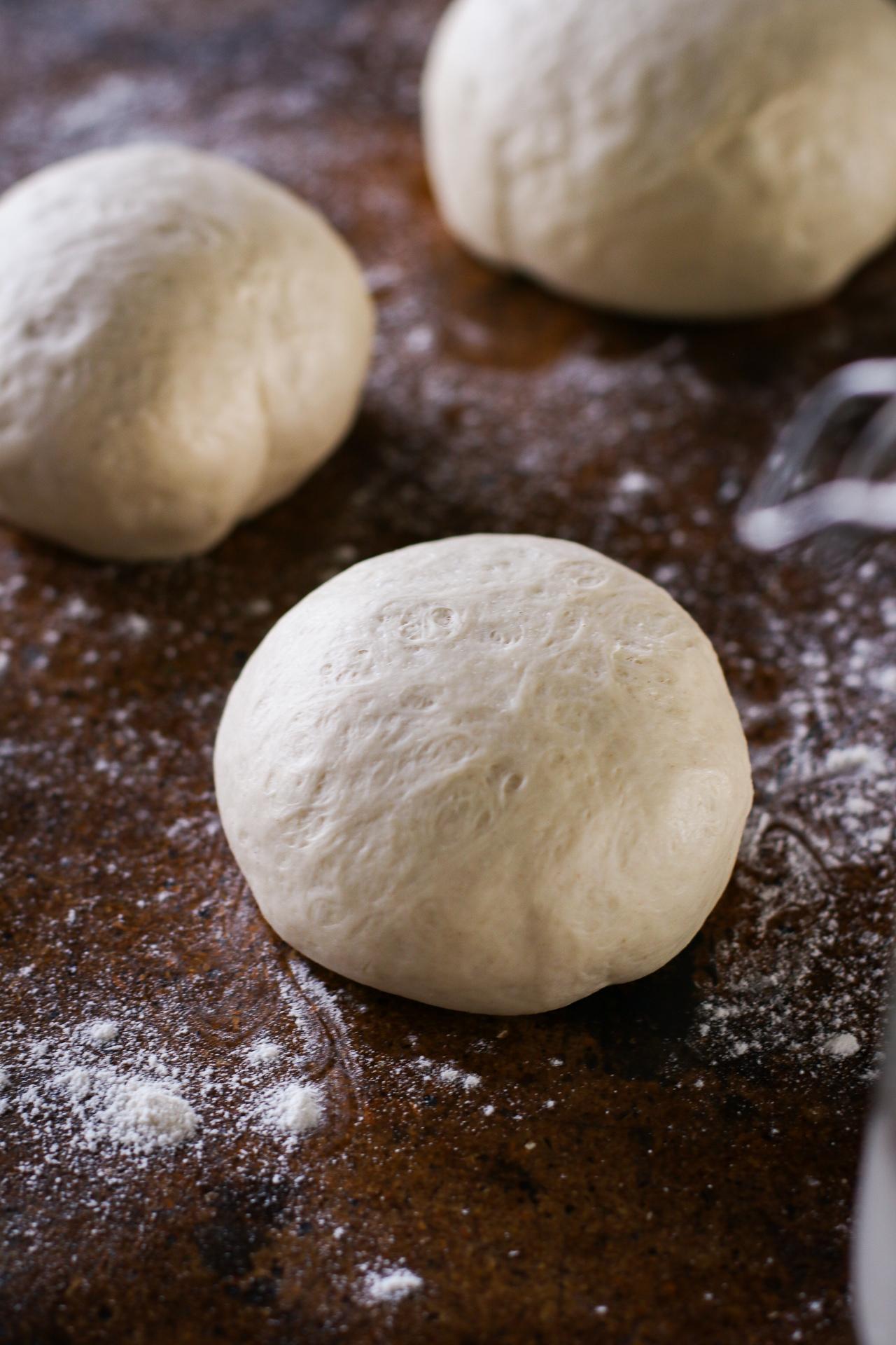 Main image of Homemade Pizza Dough