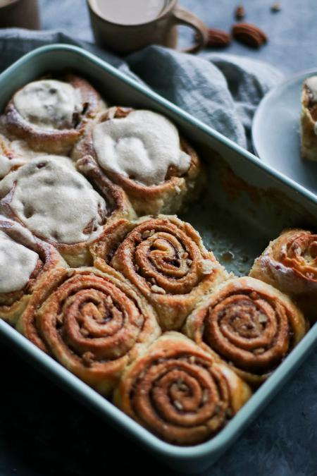 image of Ooey-Gooey Cinnamon Buns