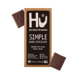 image of Dairy-free dark chocolate