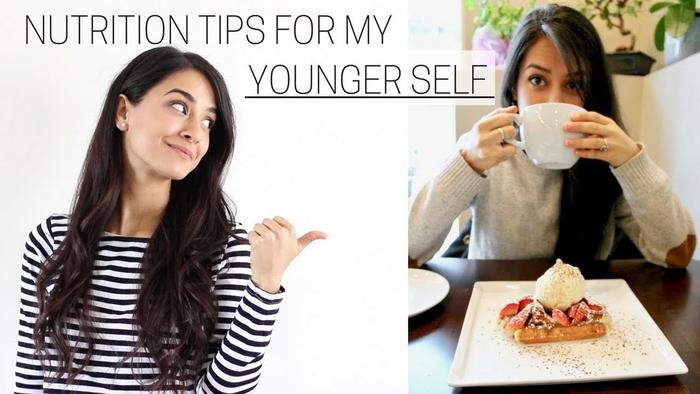 image of Nutrition Tips I'd Give My Younger Self
