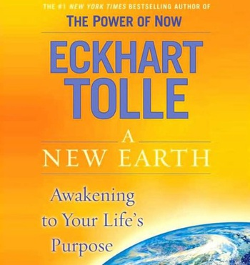 image of A new earth audiobook