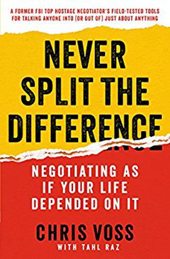 image of Never split the difference