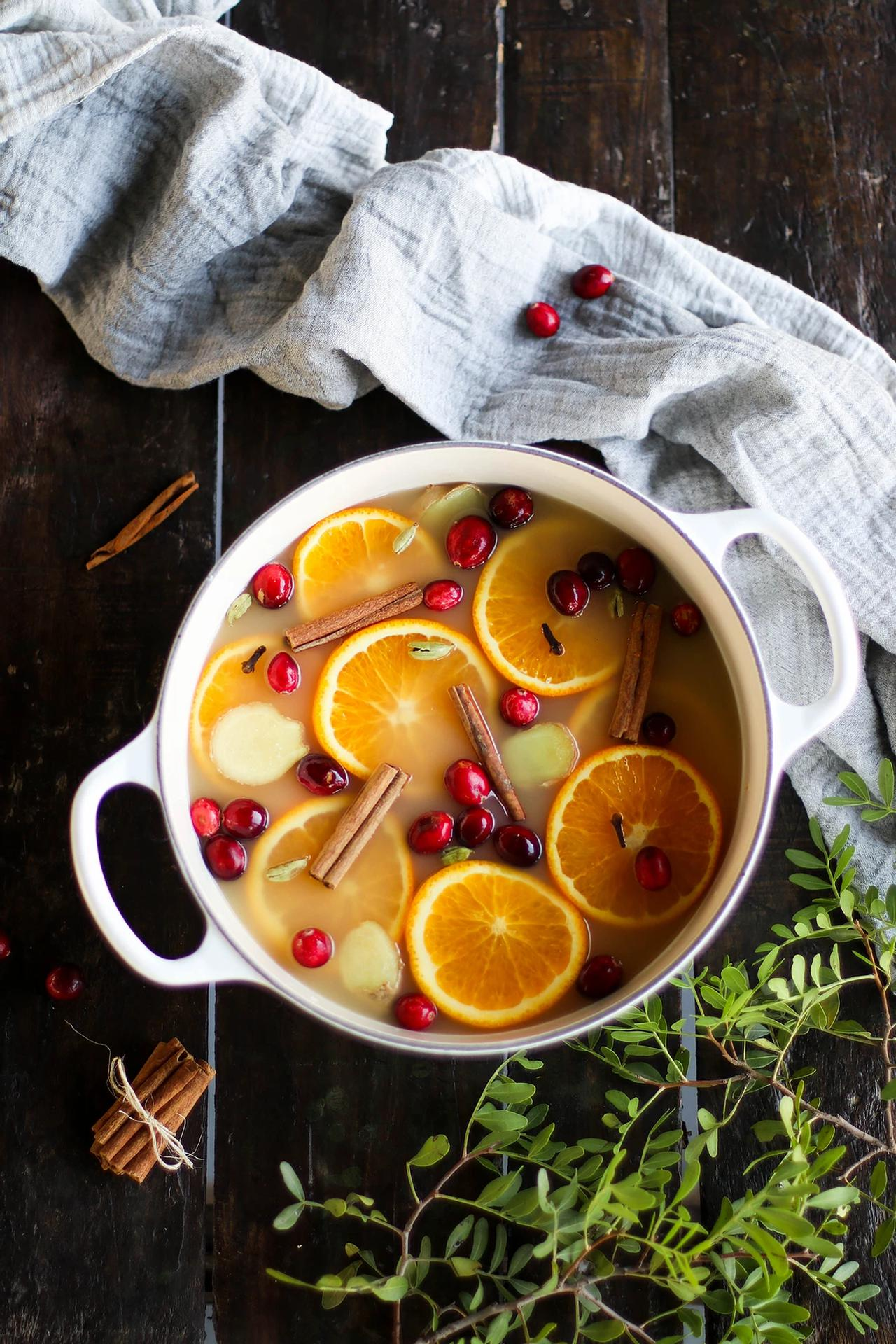 Main image of Mulled Spiced Apple Cider