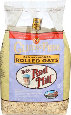 image of Old-fashioned rolled oats
