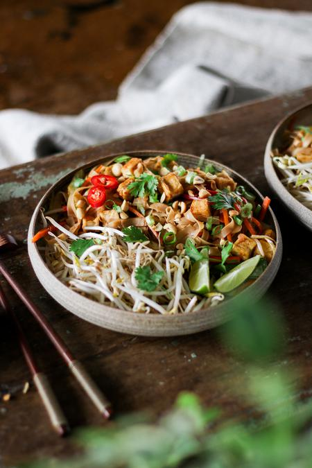 image of Speedy Vegan Pad Thai