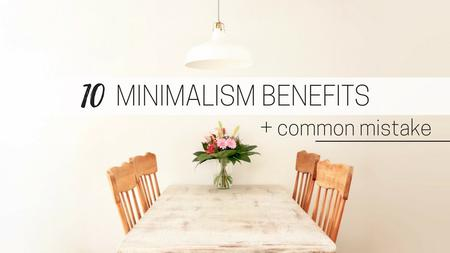 thumbnail image of Benefits of minimalism