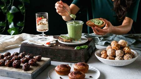 thumbnail image of Vegan Snacks