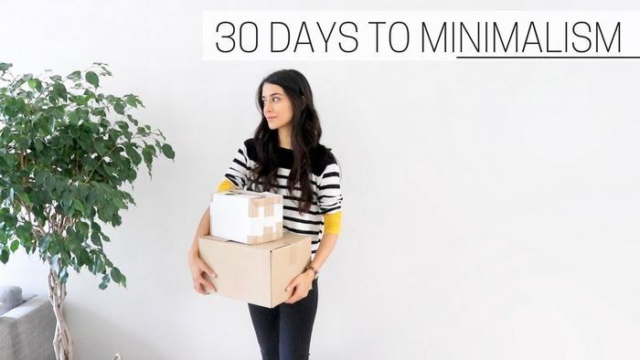 image of 30 Days to Minimalism