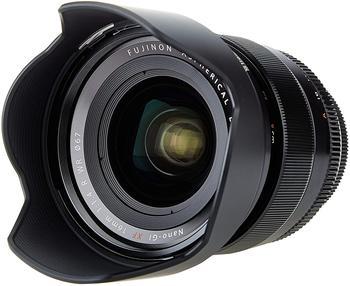 image of Fuji 16mm f.14 lens