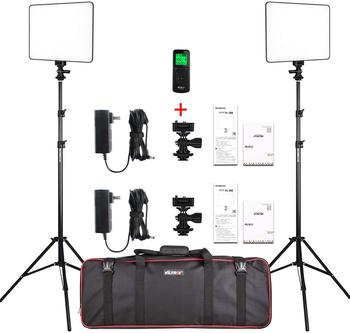 image of Led video lights