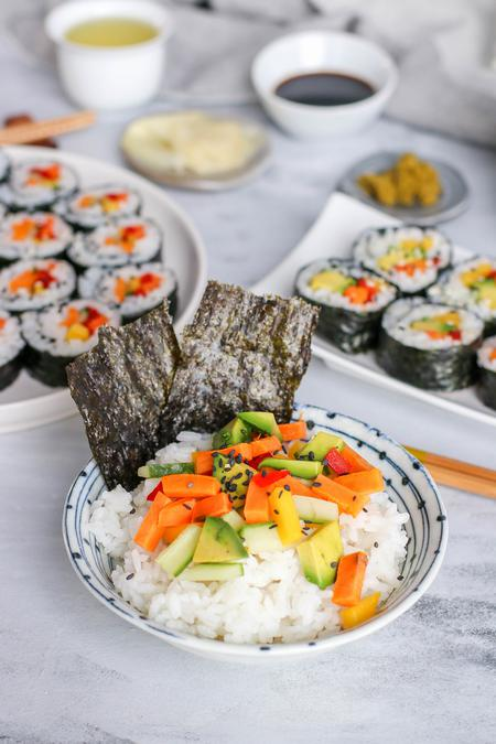 image of Sushi Rice