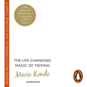image of The life changing magic of tidying up