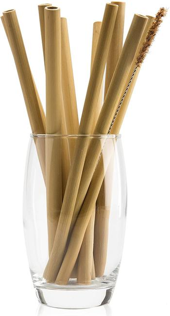 image of Bamboo straws