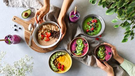 thumbnail image of 5 Breakfast Smoothie Bowls