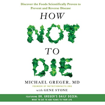 image of How not to die audiobook