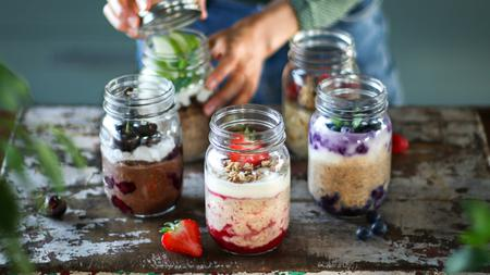 thumbnail image of 5 Overnight Oats