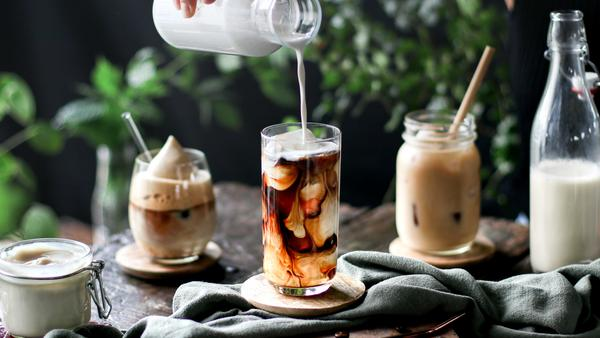 image of The Best Vegan ICED COFFEE Recipes ☀️