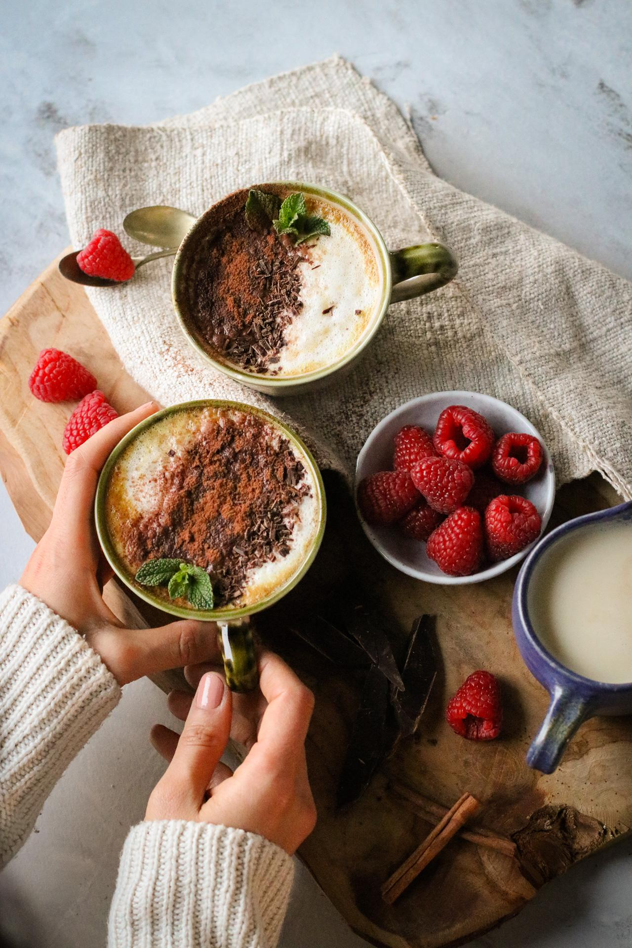 Main image of Golden Vegan Hot Chocolate