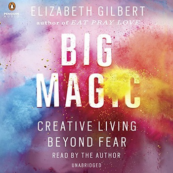 image of Big magic audiobook