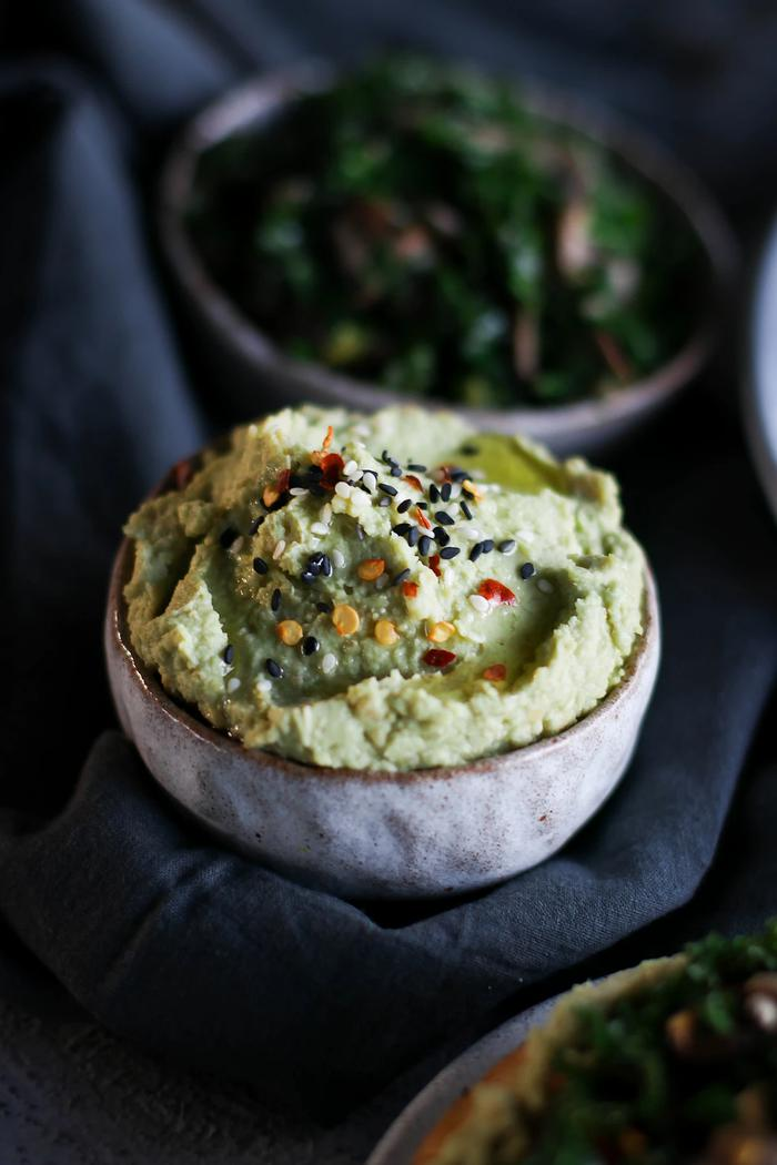 Image of Avocado Hummus