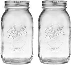 image of 1l mason jar