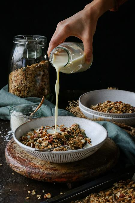 image of Toasted Coconut & Almond Granola