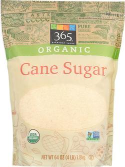 image of Organic cane sugar