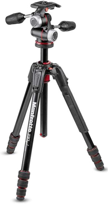 image of Manfrotto tripod kit