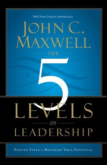 image of 5 levels of leadership